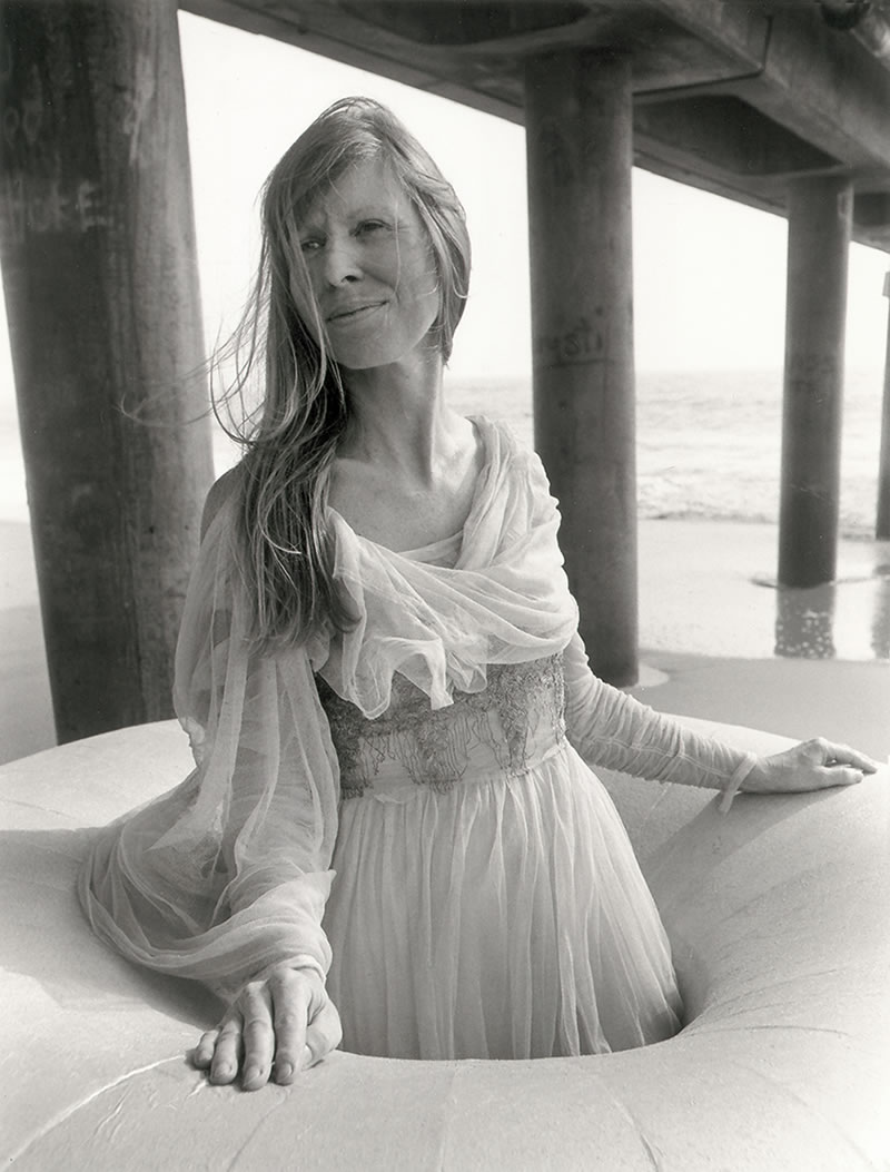 1972 Heidi inside a Bodyshell, Venice Beach CA