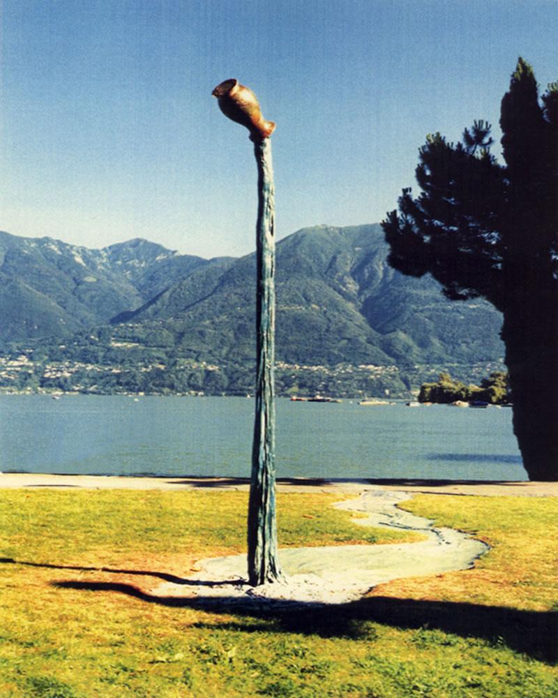 1987 _Jetzt fliesst das Wasser aus der Vase_ Locarno