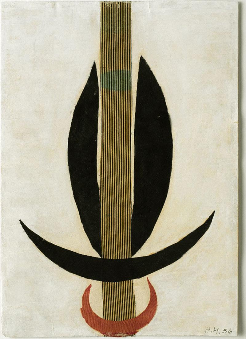 1956, silkcollage, 25x18cm