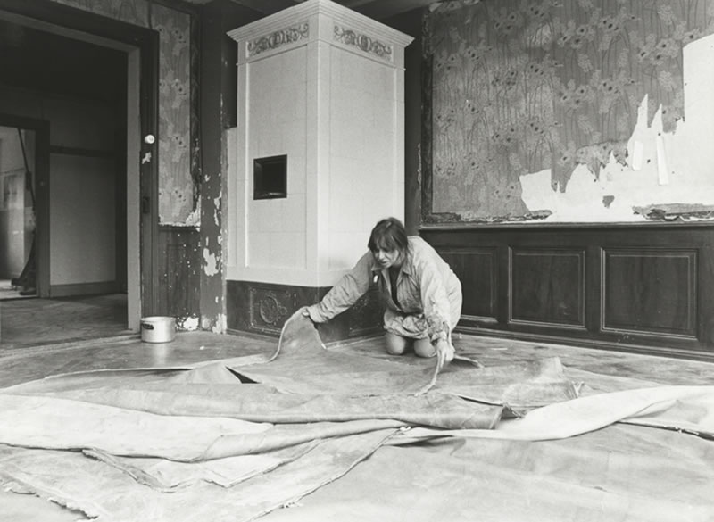 1980 Hautraum from the Ahnenhaus (1)